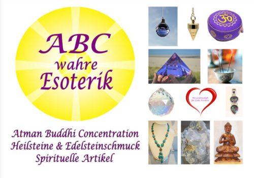 ABC Wahre Esoterik